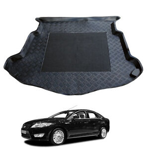 Choice-of-boot-tray-load-liner-mat-bumper-protector-Ford-Mondeo-hatch-MK-4-IV