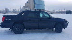 2004 Chevrolet Avalanche Z-71 Heated Leather