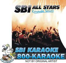 SBI Karaoke 10 Song Sarah McLachlan CDG SBILP421 ADIA ANGEL SWEET SURRENDER more