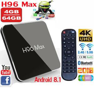 H96-Max-X2-Andriod-8-1-TV-BOX-4GB-64GB-Amlogic-S905X2-Quad-Core-DDR4-USB-3-0
