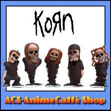 STRONGHOLD Korn Mini Action Figure DEADMEN set di 5 Ozzy Iron Maiden Metal NEW!!