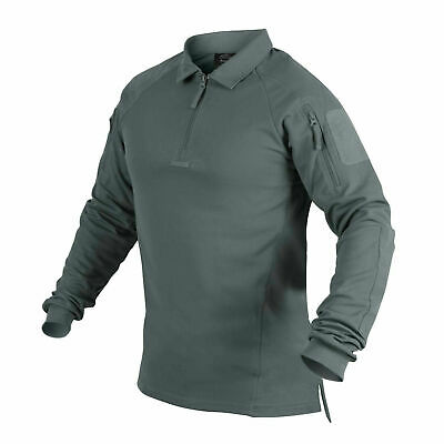 Helikon Tex RANGE Polo Shirt Tactical Outdoor Topcool Hemd Coyote