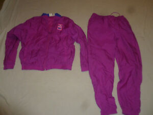93d7d11725db9f Image is loading VINTAGE-WOMANS-NIKE-TRACKSUIT-WINDBREAKER-JACKET-PANTS-SET-