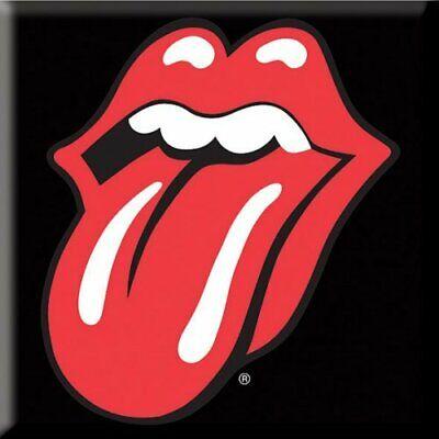 Adattabile Rolling Stones Fridge Magnet Calamita Tongue Official Merchandise Saldi Estivi Speciali