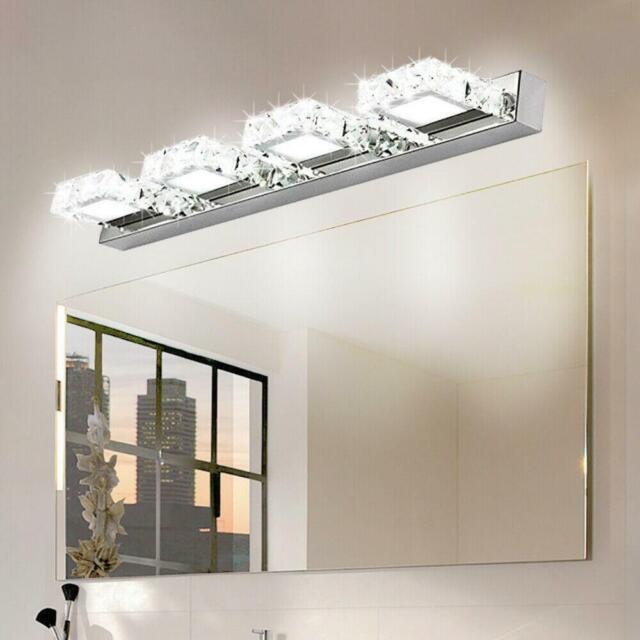 Vanity Light Mercator Bathroom Mirror