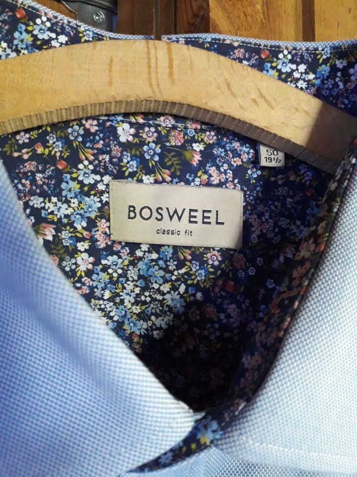 Skjorte, Bosweel, str. XXXL