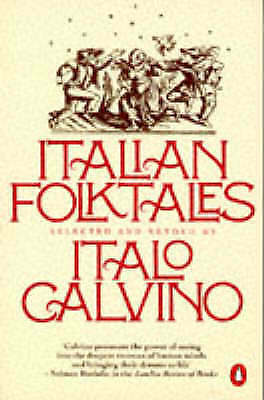 1 of 1 - Ten Italian Folk Tales-ExLibrary
