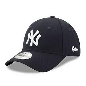 New-York-Yankees-New-Era-MLB-Team-9FORTY-Curve-Hat-Navy