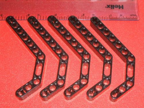 LEGO Technic nero rotazione 1 x 11.5 doppio Bent spessa Beam 32009