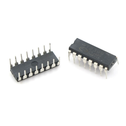 10pcs PT2399 DIP-16 Audio Digital Echo Processor Guitar IC Circuit Core ZY