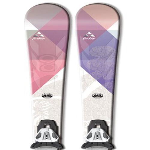 Fischer KOA 80 My Style Skis w W10 Bindings NEW    168cm