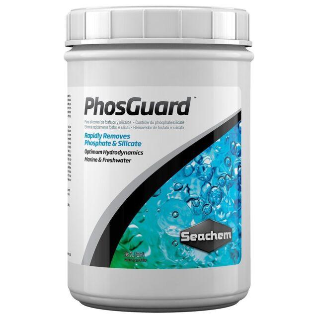 seachem phosguard 2 liter aquarium phosphate remover ebay