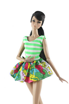 Fashion Doll Clothes//Dress//Outfit For 11.5in.Doll C40