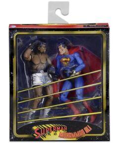 Superman-vs-Muhammad-Ali-Action-Figure-Neca-2-Pack-Special-Edition