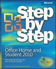 Microsoft Office Home and Student 2010 Step by Step by Curtis D. Frye, Joyce Cox, Joan Lambert (Paperback, 2010)