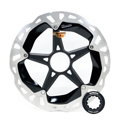 Shimano XTR Disc Brake CL Rotor SM RT97 S 160mm Center Lock 160 Rotor ISMRT97S