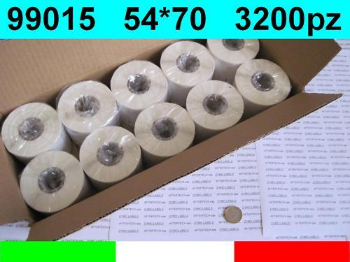 99015 10 x Brötchen Etiketten Kompatibel Kompatibel Kompatibel DYMO labelwriter 54x70mm   Großartig  f4817e