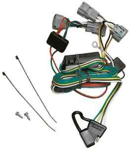 details about trailer wiring harness kit for 01 06 mitsubishi montero except montero sport new  mitsubishi endeavor trailer wiring
