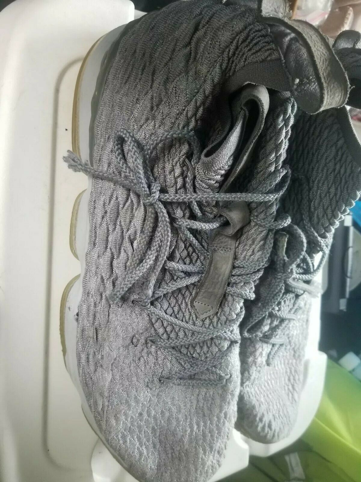 Nike Lebron James 15 Wolf Grey