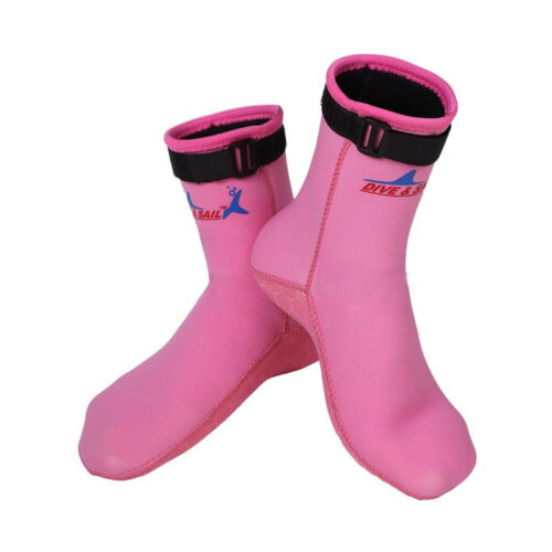 Dive/&Sail 3mm Men Women Slip-resistant Socks Swim Snorkel Socks Belt Shut Up