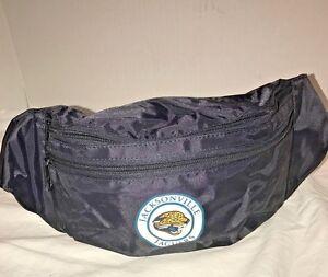 NFL-Game-Day-Jacksonville-Jaguars-FANNY-PACK-Zippered-Adjustable-Waist
