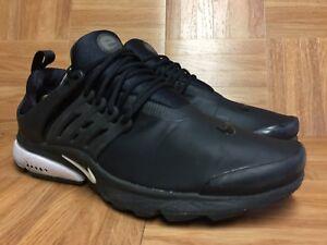 959dae0c18 RARE🔥 Nike Air Presto Low Utility Black White Sz 8 862749-003 Men's ...