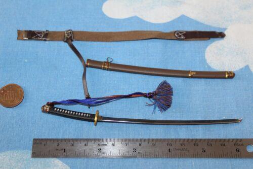 3R Dragon in Dreams DID SCALA 1:6TH WW2 32nd 24th giapponese IJA Div spada e cintura