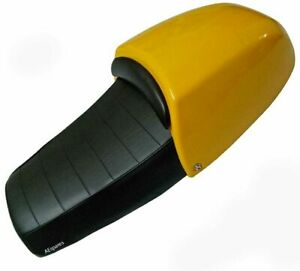 Royal Enfield GT Continental 535 Yellow Dual Seat Assembly