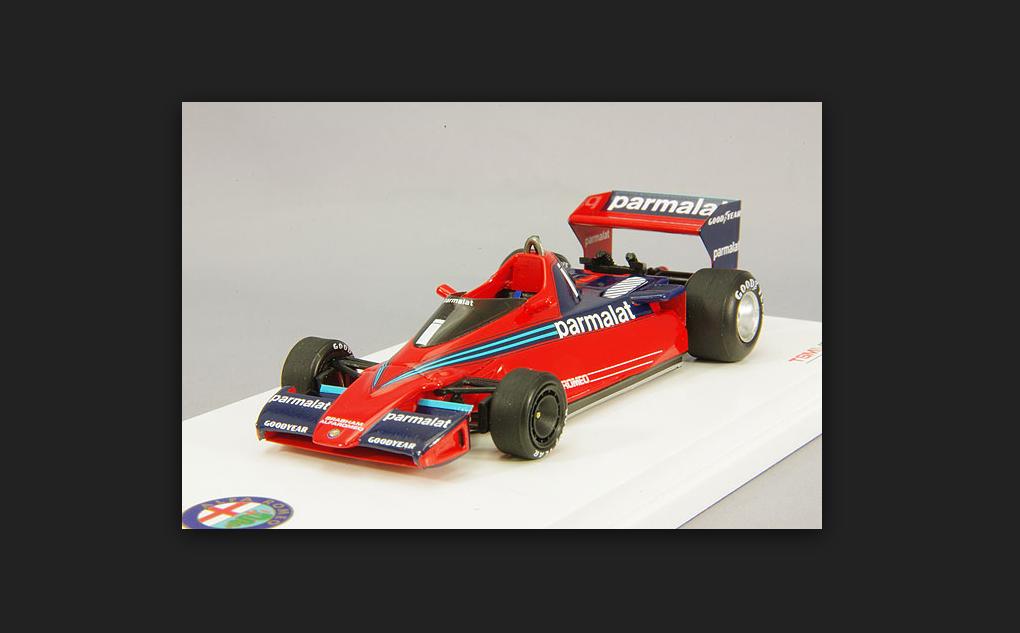 Alfa Romeo Brabham 1978 GP Monaco N.Lauda 1 43 TSM144302 TrueScale