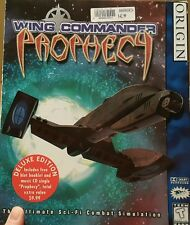 Wing Commander: Prophecy (PC, 1997) - Big Box - Vintage PC Game -NEW Old Stock!