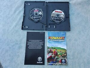 MARIO-KART-DOUBLE-DASH-THE-LEGEND-OF-ZELDA-COLLECTOR-039-S-EDITION-NINTENDO-GAMECUBE