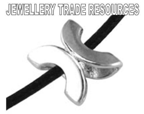 Argent sterling perle espaceur de décoration fabrication de bijoux