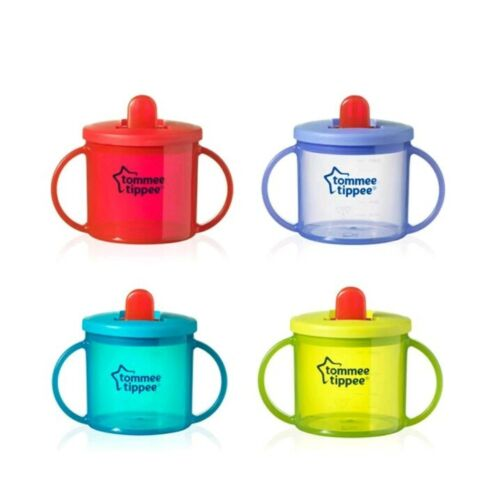 Free Flow Handles 190ml Tommee Tippee First Cup 4m