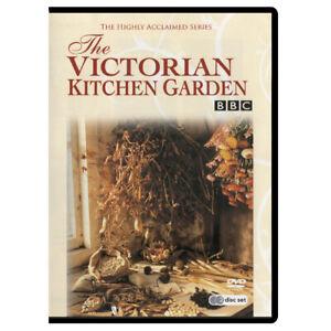 The-Victorian-Kitchen-Garden-BBC-1996-DVD-Harry-Dodson-New-Factory-Sealed