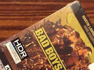 Bad Boys I & II 4k UltraHD Limited Steelbook Edition [USA]