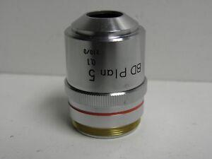 NIKON-Microscope-Objective-BD-PLAN-5-0-1-210-0