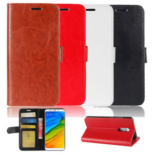 Full-Cover-Stand-Case-PU-Leather-Wallet-Flip-Magnetic-Clasps-Card-Pocket-Slots