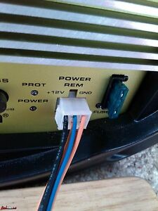 fusion en at sub amplifier pin wire harness power ground image is loading fusion en at1120 sub amplifier 6 pin wire