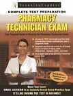 Pharmacy Technician Exam by Learning Express LLC (Paperback, 2014)