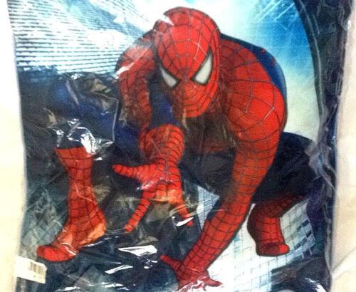 The Ultimate SpiderMan Marvel Uomo Ragno Bellissimo Cuscino 45x45cm Nuovo