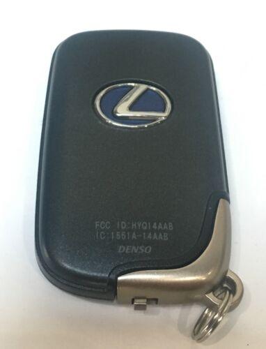 Virgin Oem Lexus Suv híbrido Smart Key Keyless FOB Remoto Transmissor HYQ14AAB