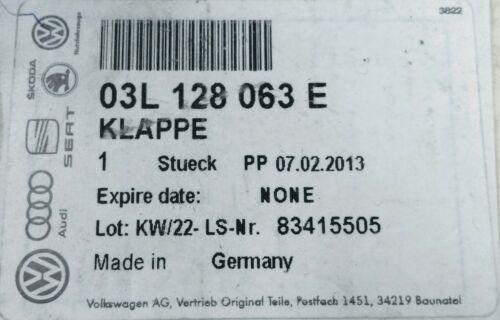 GENUINE AUDI VW SEAT SKODA 2.0TDI EXHAUST GAS RECIRCULATION EGR THROTTLE VALVE