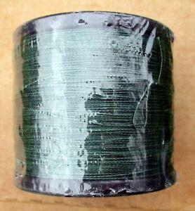 1500yds-vert-mousse-Super-Line-Power-Braid-test-20-lb-environ-9-07-kg-tresse-Pro-Ligne-de-peche