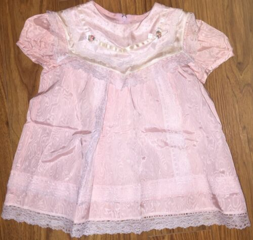 Vintage gunnesax by jessica mcclintock toddler siz
