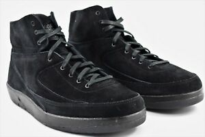 0046a41318d9 Nike Air Jordan 2 Retro Decon Mens Multi Size Basketball Shoes Black ...