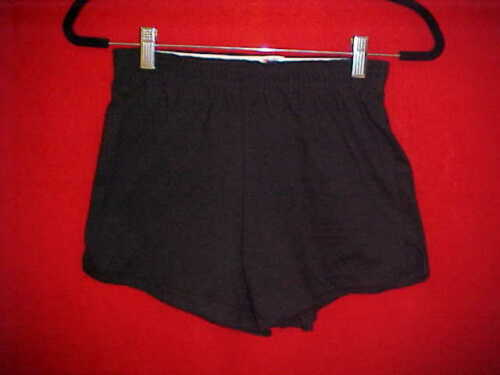 Made in the USA Gymnastic Shorts Size Adult X Large 40-42 Black Eagle