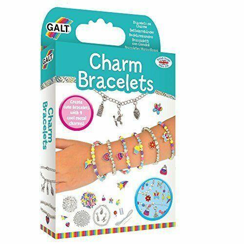 Galt ~ Charm Bracelets Craft Kits 8+