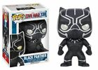Funko Marvel 3.5 inch Black Panther Civil Action Figure - 7229