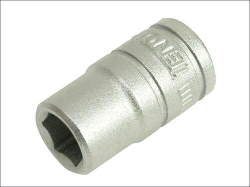 Hexagon Socket 6 Point Regular 1//2in Drive 19mm Teng