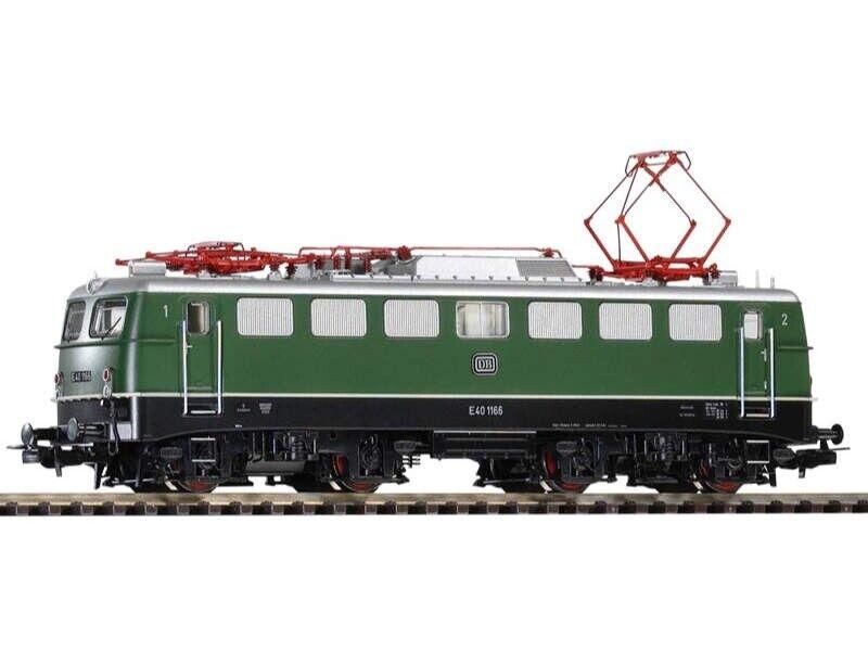 PIKO 51750 E-Lok BR e40.11 della DB, Epoca III, plux22, h0 traccia